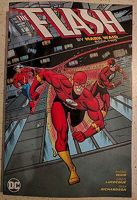 DC The Flash by Mark Waid volume 2 brand new
