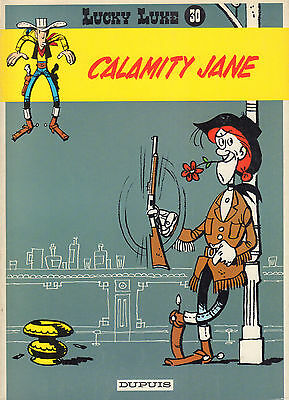 Lucky Luke 30 - Calamity Jane