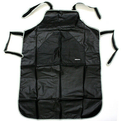 Pro Darkroom Apron Chemical Proof Developing Workshop Titianium Rubber a