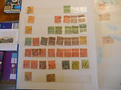 Australian Pre Decimal Stamps Lot # 9.reduced from $52.50