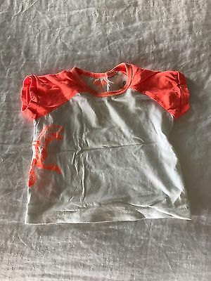 Boys baby Cotton On t-shirt size 6-12 months