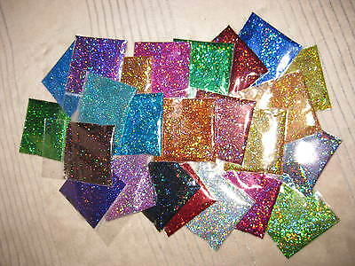 GLITTER FOR CAKE DECORATION 15 bags x 5 gram = 75 grams
