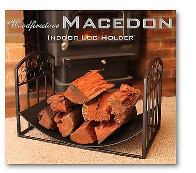 FIREPLACE ACCESSORIES Indoor Log Rack / Storage WOOD HOLDER  *Free Shipping