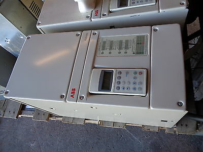Abb Dcs600 Series Type: Dcs602-1000-51-15020A0 Dc  Drive Used