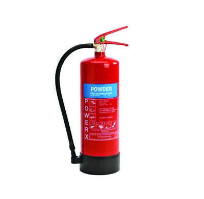 New Premium 6kg ABC Powder Fire Extinguisher For Class A,B,C & Electrical Fires