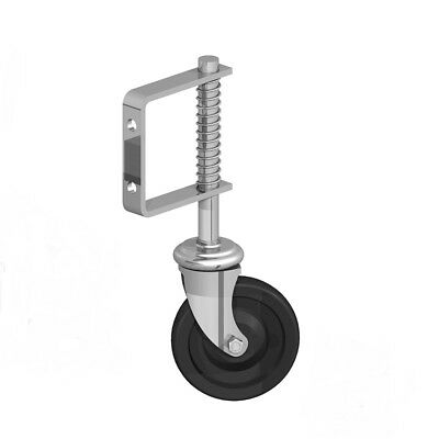 Spring Loaded Gate Castor / Jockey Wheel