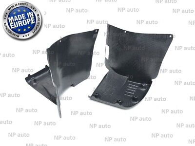 New Bmw E39M Pack Front (L+R) Fender Splash Guard Bumper Liner Trim Compartment