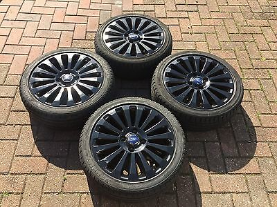 "Ford Fiesta Titanium 16"" Alloy Wheels And Tyres"