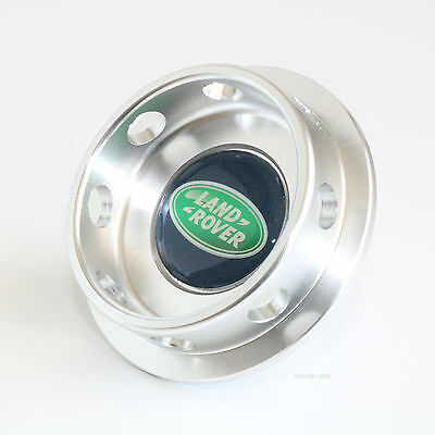 Land Rover Freelander Engine Oil Filler Cap Silver Aluminium for K Series