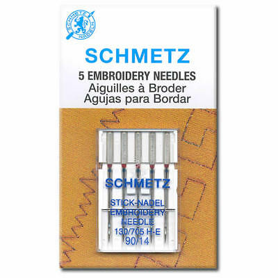 Embroidery Schmetz Sewing Machine Needles