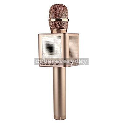 MicGeek Q10S Wireless Microphone Bluetooth KTV Portable Handheld For Android Ios