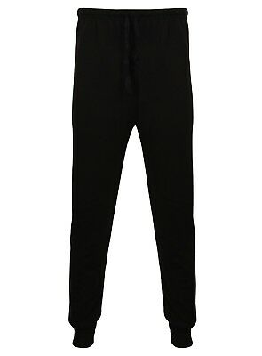 Mens Boys Jogging Bottoms Gym Tracksuit Slim Fit Skinny Joggers Sweat  Trousers