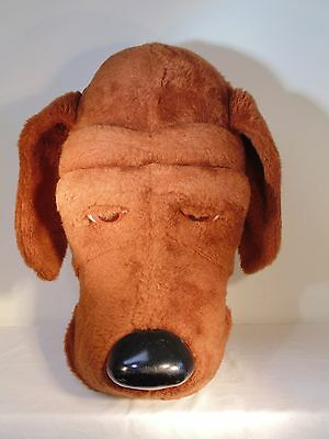 Rare Original Mcgruff The Crime Fighting Dog Costume Very Complete  Not A Puppet