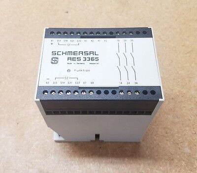 Schmersal AES 3365 Safety Relay