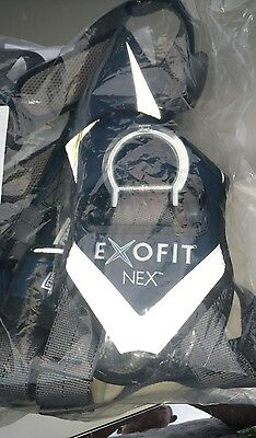 DBI SALA Exofit Nex Back D-Ring Full Body Fall Protection Harness  1113007 Large