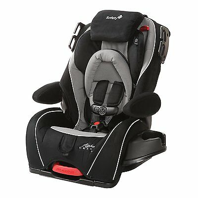 Convertible Car Seat Booster Baby Child Infant Safety Rear-Facing Recline Adjust
