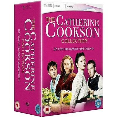Catherine Cookson : The Complete Collection - Box Set (24 Discs) - New DVD