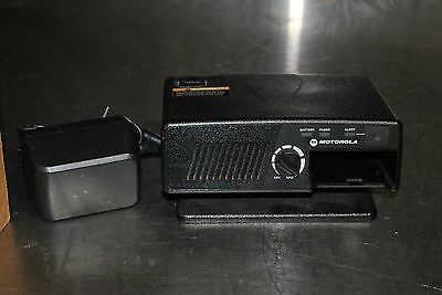 Minitor V (5) pager amplifier / charger ..