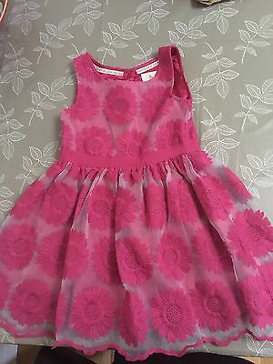 Girls Beautiful Dress Age 4-5 Years  By John Rocha