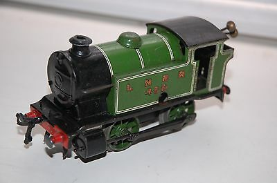Hornby O Gauge Type 101 Loco In Lner Green Livery Fully Working