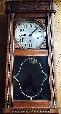 Antique Wall Mounting Grandmother Clock