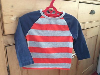 Baby boden, boys top, 12-18 months