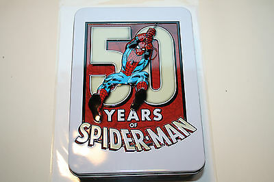 2013 Spiderman Original Silver  Coin:::: Cased  With Coa:::booklet::genuine