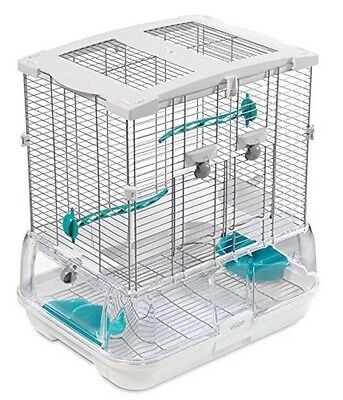 Vision Cage/ Home for Birds Regular, 47.5 x 37 x 51 cm, Small S01