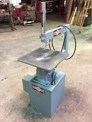 "Boice Crane 2207 Scroll Saw 26"" Will Ship!"