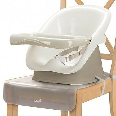 Safety 1st Clean & Comfy Baby Toddler Booster Seat 6m - 4 years