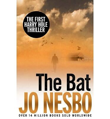 The Bat : The First Harry Hole Case by Jo Nesbo Book | NEW Free Post AU