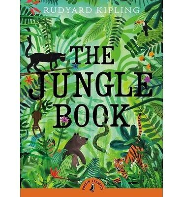The Jungle Book By Rudyard Kipling Paperback Book | NEW & Free Shipping AU