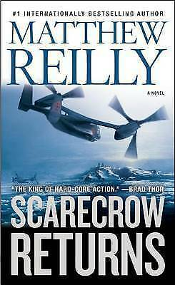 Scarecrow Returns by Matthew Reilly Book | NEW Free Post AU