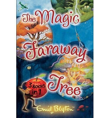 The Magic Faraway Tree Collection by Enid Blyton Book | NEW Free Post AU