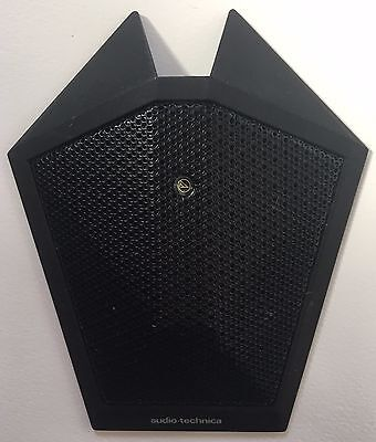 audio-technica Unidirectional Condenser Boundary Microphone [AT871R UniPlate]