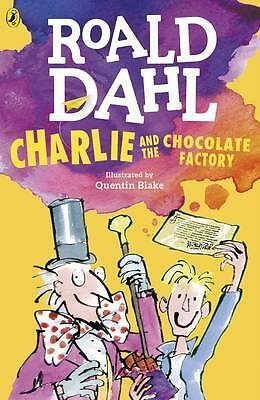 Charlie and the Chocolate Factory by Roald Dahl Book | NEW Free Post AU