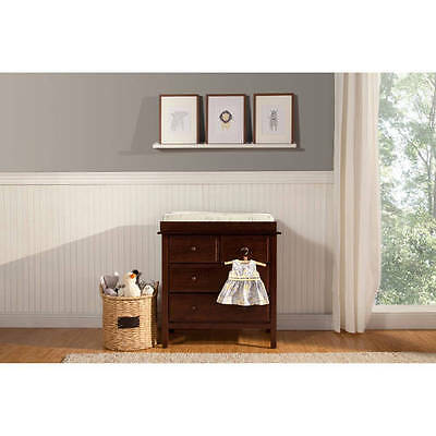 DaVinci Autumn 4-Drawer Dresser with Removable Changing Tray