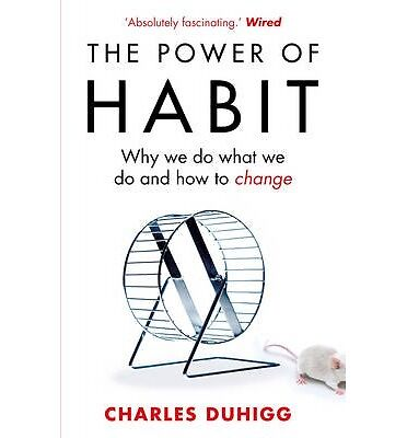 The Power of Habit By Charles Duhigg Paperback Book | NEW & Free Shipping