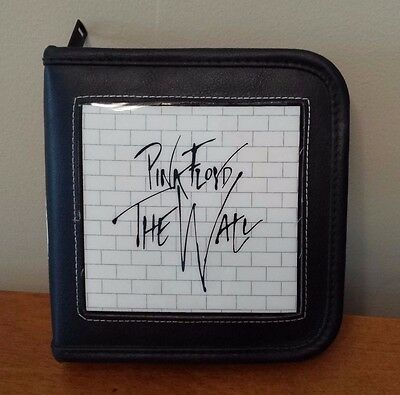 Pink Floyd the Wall Cd Case / Holder Holds 24  Bioworld 2002 Collectible Music
