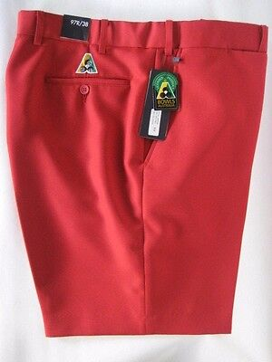 NEW! City Club Men's Red Shorts - Clearance - HALF PRICE! Only $33.50