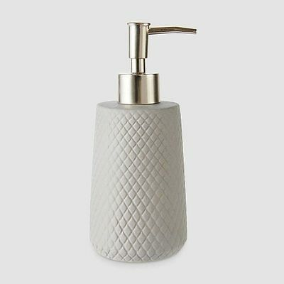 NEW Diamond Ceramic Soap Dispenser
