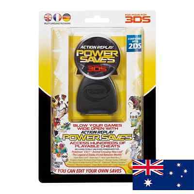 Datel Action Replay Powersaves (Nintendo 2DS / 3DS XL / 3DS) - Brand new!