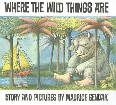 Where the Wild Things Are Maurice Sendak | NEW & Free Post AU