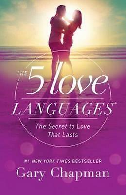 5 Love Languages The Secret to Love That Lasts by Gary Chapman | NEW & Free Post