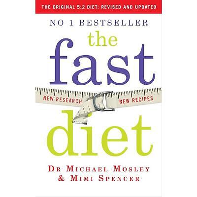 The Fast Diet By Michael Mosley Paperback Book | NEW & Free Shipping