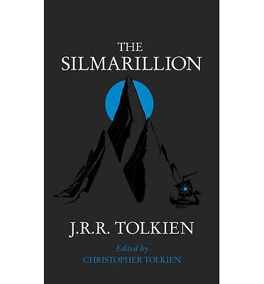 The Silmarillion by J. R. R. Tolkien Book | NEW Free Post AU