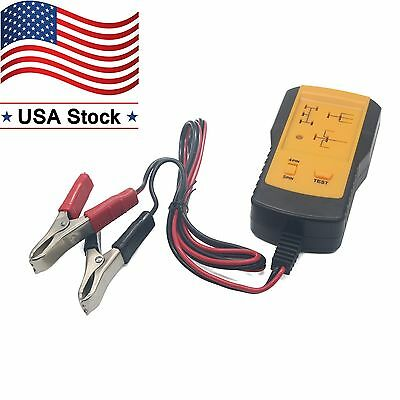 AE100 Electronic Automotive Relay Tester Car Auto Battery Checker Universal US