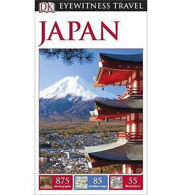 DK Eyewitness Travel Guide: Japan Holiday Book | NEW & Free Shipping AU