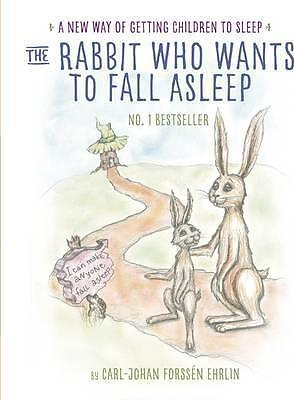 The Rabbit Who Wants to Fall Asleep by Carl-Johan Forssen Book | New AU