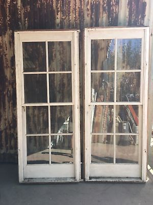 Colonial Style Timber Double Hung Sash Window 800w X 2000h Price Per Window